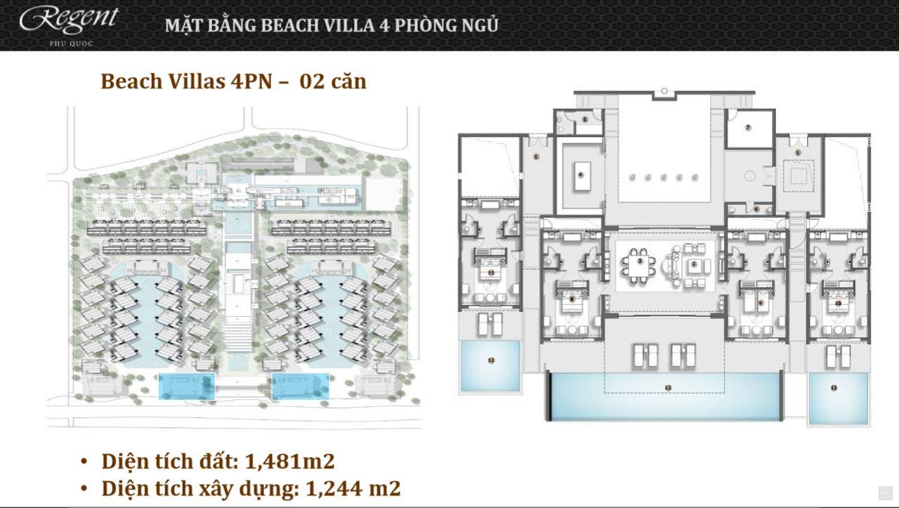 Beach Villas 4PN regent-phuquoc.com regent phú quốc REGENT Phú Quốc Beach Villas 4PN regent phuquoc
