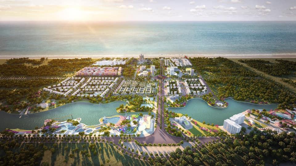 Toàn cảnh dự án khu phức hợp Phu Quoc Marina phu quoc marina khu nghỉ dưỡng phức hợp bim group Phu Quoc Marina – khu nghỉ dưỡng phức hợp tại đảo Ngọc To  n c   nh d      n khu ph   c h   p Phu Quoc Marina